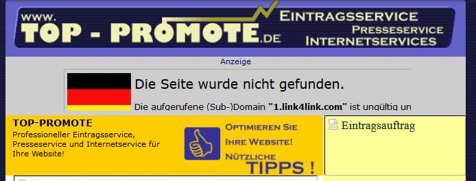 April 2000 Agentur Top-Promote