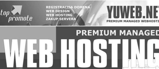 Top-Promote bietet Webhosting in Serbien an