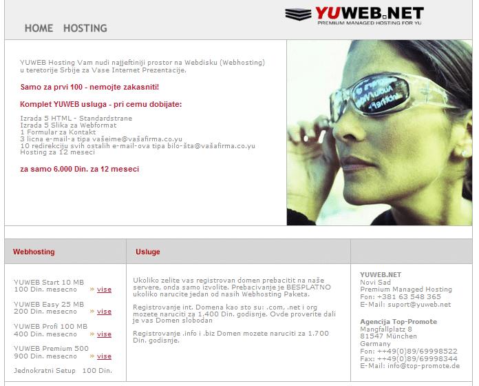 yuwebnet